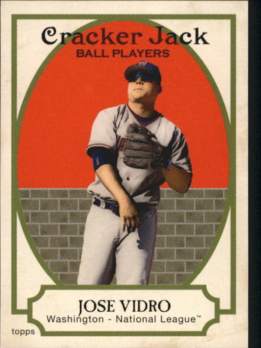 Photo of 2005 Topps Cracker Jack #16 Jose Vidro