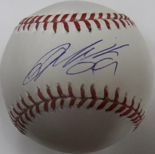 Photo of Hyun-Jin Ryu Autographed Baseball