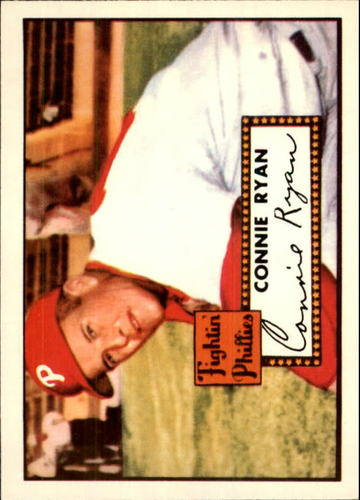 Photo of 1983 Topps 1952 Reprint #107 Connie Ryan