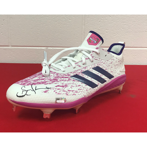 Photo of Autographed Sean Doolittle Cleat