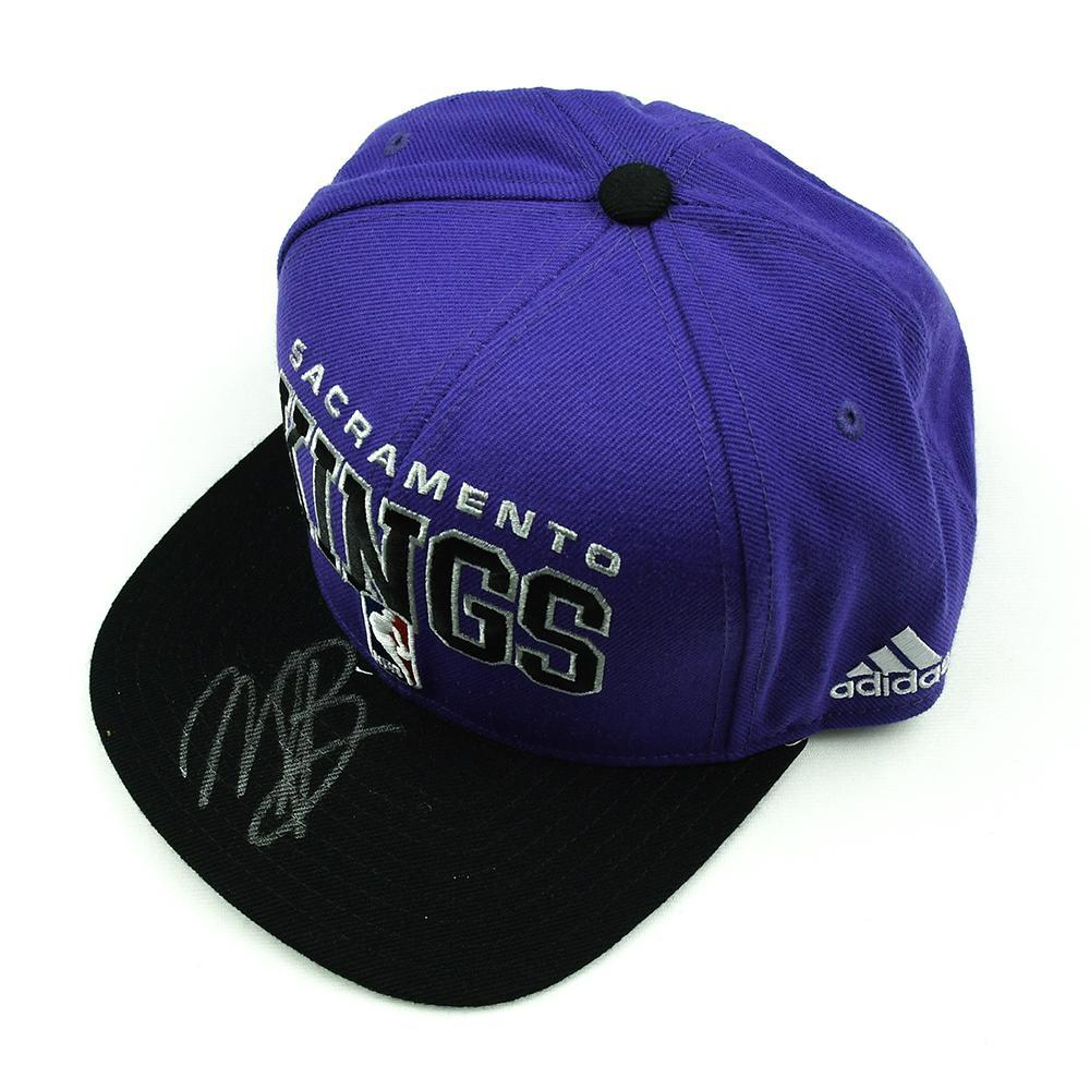 Marvin Bagley III - Sacramento Kings - 2018 NBA Draft Class - Autographed Hat