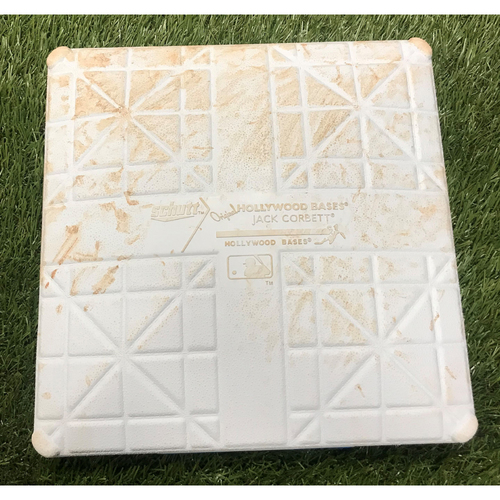 Photo of NLCS Game 4: Game-Used 3rd Base (Innings 1-3)