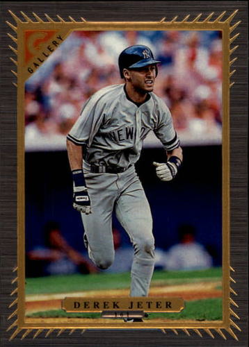 Photo of 1997 Topps Gallery #161 Derek Jeter
