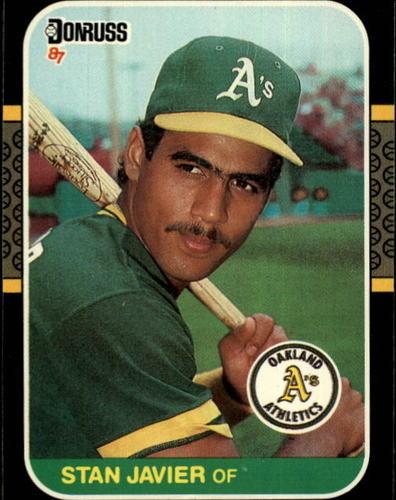 Photo of 1987 Donruss #590 Stan Javier