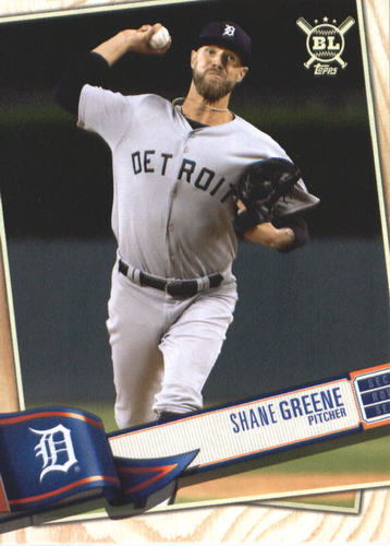 Photo of 2019 Topps Big League #68 Shane Greene