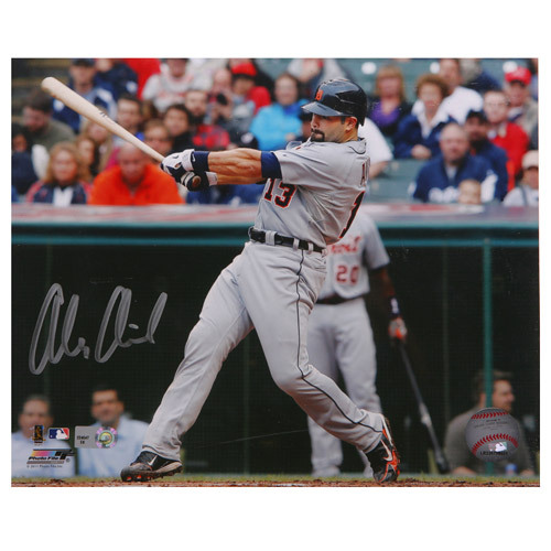 Photo of Detroit Tigers Alex Avila Autographed 8x10 Photo