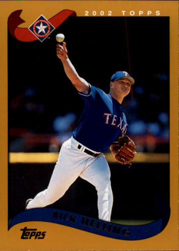 Photo of 2002 Topps #18 Rick Helling