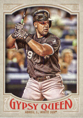 Photo of 2016 Topps Gypsy Queen #125 Jose Abreu