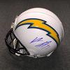 NFL - Chargers Keenan Allen signed Chargers proline helmet