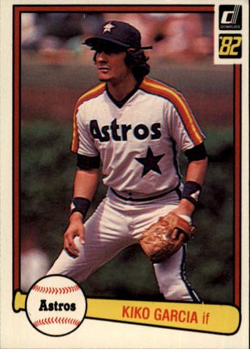 Photo of 1982 Donruss #470 Kiko Garcia