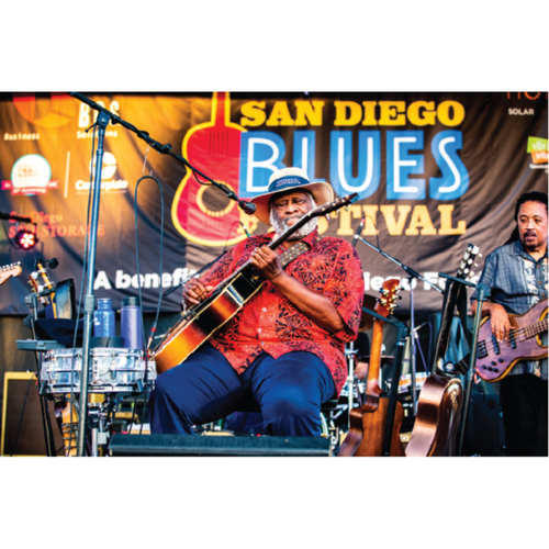 Photo of 2021 San Diego Blues Festival