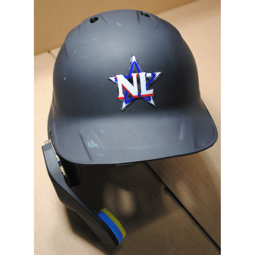 Photo of 2021 MLB All-Star Game -  Game-Used Batting Helmet - Brandon Crawford