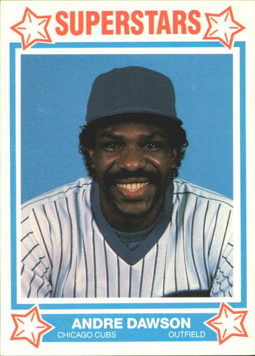 Photo of 1989 Cereal Superstars #2 Andre Dawson