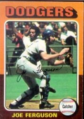 Photo of 1975 Topps #115 Joe Ferguson