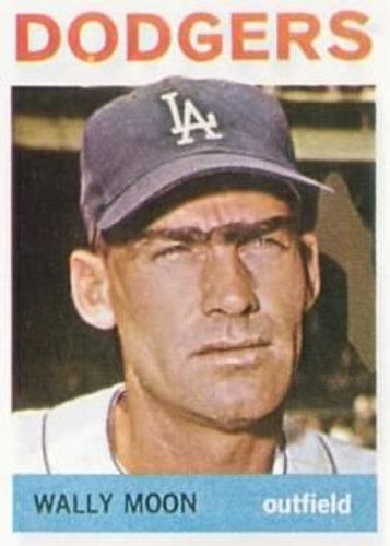 Photo of 1964 Topps #353 Wally Moon