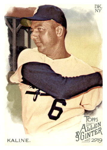 Photo of 2019 Topps Allen and Ginter #113 Al Kaline