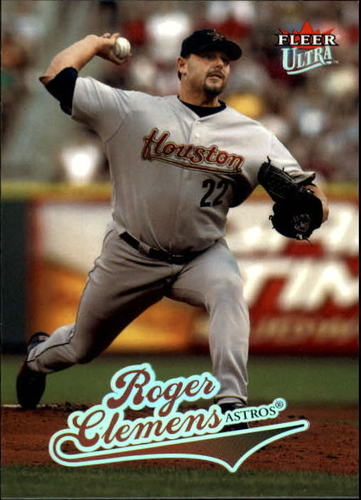 Photo of 2004 Ultra #230 Roger Clemens