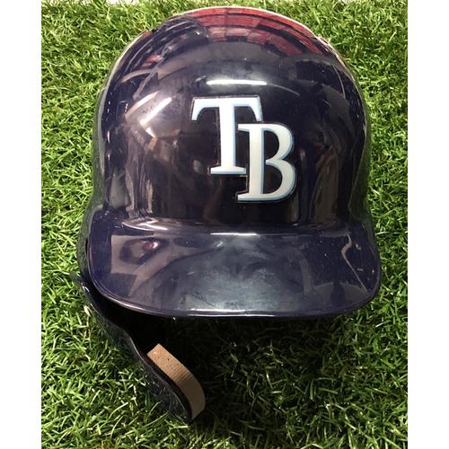 2018 Team Issued Helmet (size 7 3/8): Andrew Velazquez