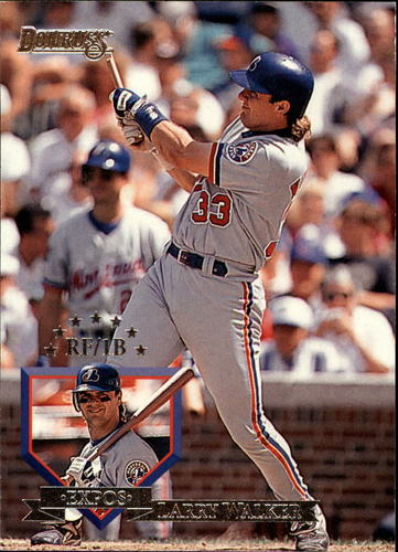 Photo of 1995 Donruss #492 Larry Walker