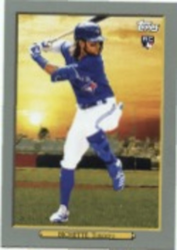 Photo of 2020 Topps Turkey Red '20 #TR94 Bo Bichette