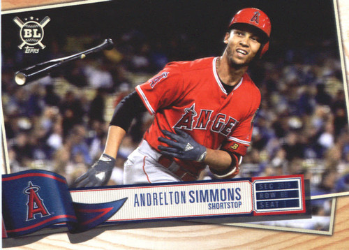 Photo of 2019 Topps Big League #73 Andrelton Simmons