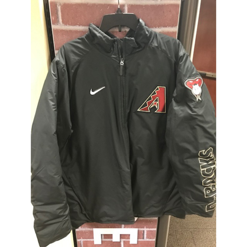 Photo of Alex Young 2020 Team-Issued On-Field Jacket (Size XL)