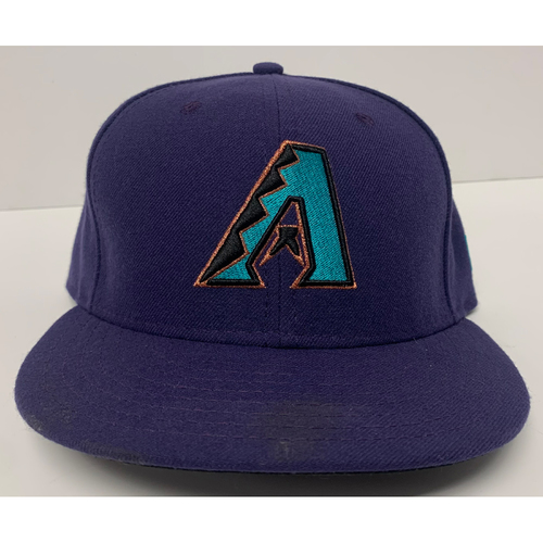 Photo of 2019 Game Used Alex Young Throwback Cap - 8/29/2019 - D-backs beat Dodgers, 11 - 5