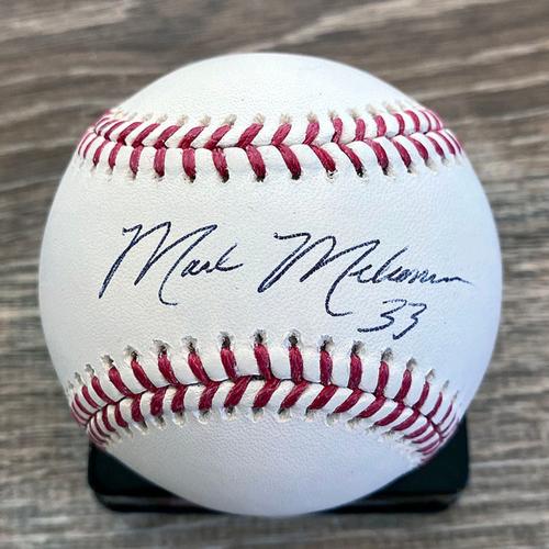 Photo of UMPS CARE AUCTION: Mark Melancon Signed Baseball