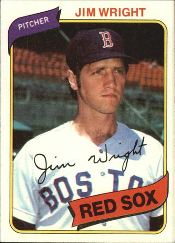 Photo of 1980 Topps #524 Jim Wright DP