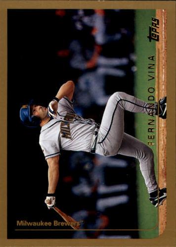 Photo of 1999 Topps #328 Fernando Vina