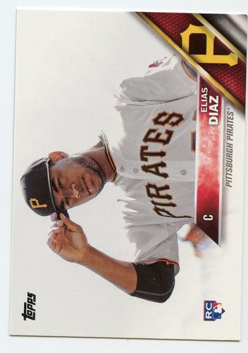 Photo of 2016 Topps #504 Elias Diaz RC