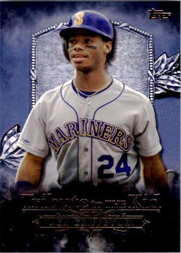 Photo of 2016 Topps Tribute to the Kid #KID7 Ken Griffey Jr.