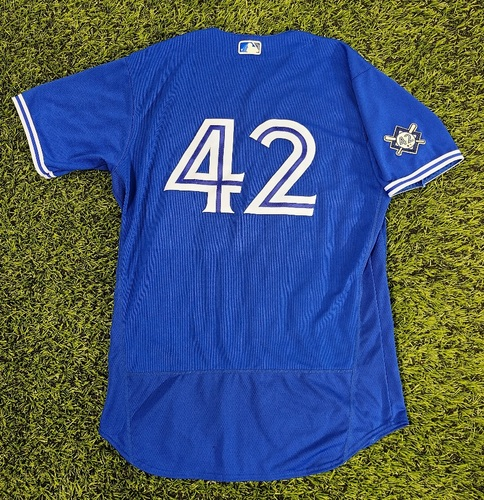 Photo of CHARITY AUCTION: Authenticated Team Issued #42 Jersey: Nevin Ashley (2020 Season). Size 46.