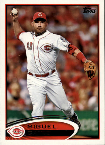 Photo of 2012 Topps #268 Miguel Cairo