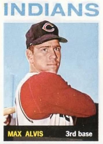 Photo of 1964 Topps #545 Max Alvis