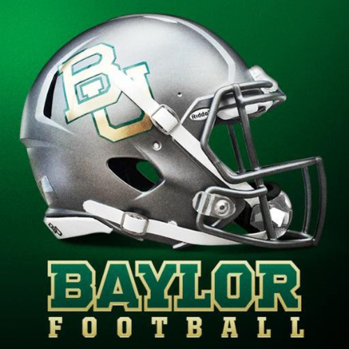 Photo of 4 tickets to a 2018 Baylor University Football Game