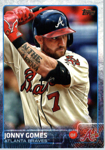 Photo of 2015 Topps Update #US387 Jonny Gomes