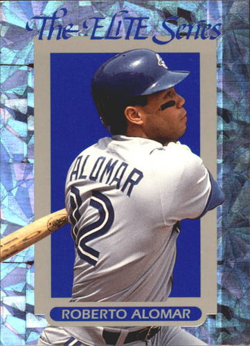 Photo of 1993 Donruss Elite #26 Roberto Alomar