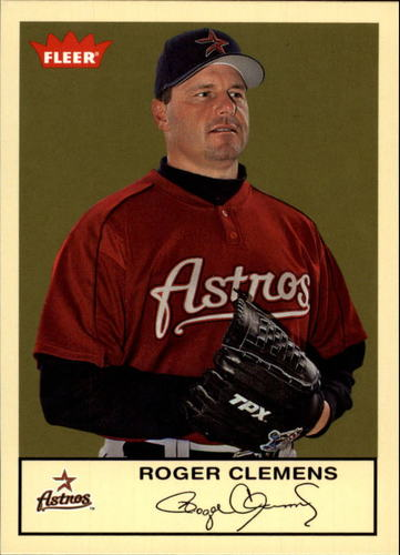Photo of 2005 Fleer Tradition #19 Roger Clemens