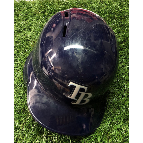 2018 Team Issued Helmet (size 7 3/4): Lucas Duda