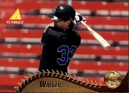 Photo of 1995 Pinnacle #372 Larry Walker