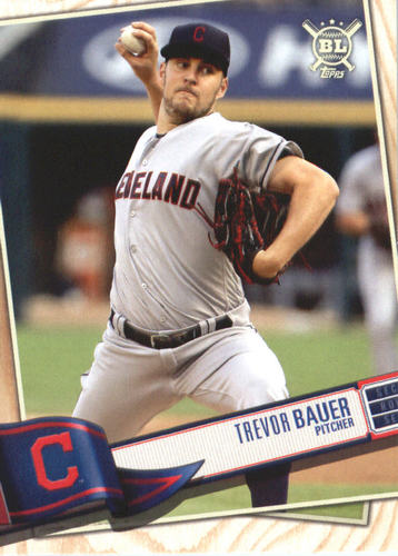 Photo of 2019 Topps Big League #75 Trevor Bauer