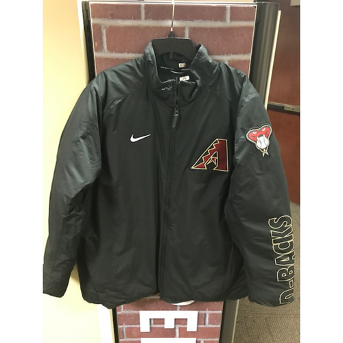 Photo of 2020 Merrill Kelly Team-Issued On-Field Jacket (Size XL)