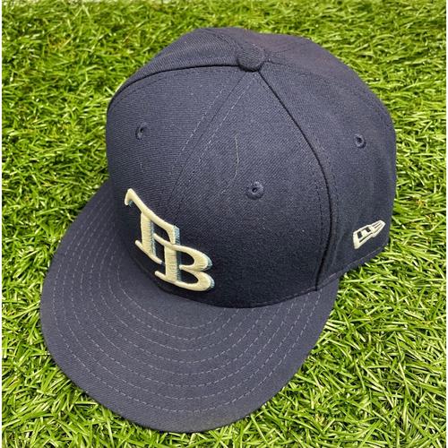 Team Issued TB Cap: Ryan Yarbrough #48