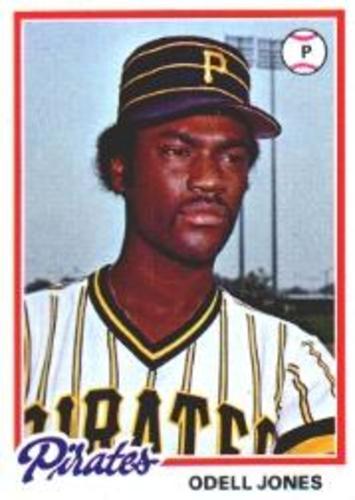Photo of 1978 Topps #407 Odell Jones RC