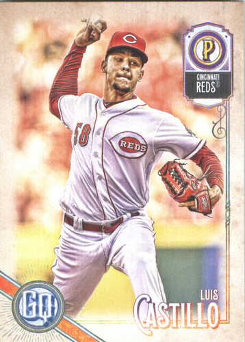 Photo of 2018 Topps Gypsy Queen #207 Luis Castillo