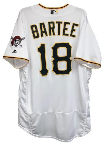Photo of Kimera Bartee 2018 Game-Used Jersey