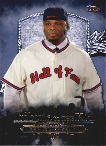 Photo of 2016 Topps Tribute to the Kid #KID18 Ken Griffey Jr.