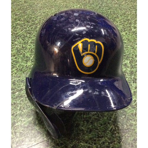 Eric Thames 2019 Game-Used Batting Helmet