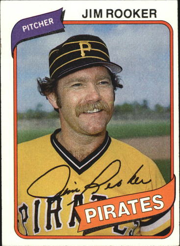 Photo of 1980 Topps #694 Jim Rooker